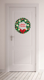 Christmas Garland Wall Decal