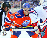 Connor McDavid 2016 NHL Heritage Classic Photo