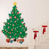 Albero di Natale Decalcomania da muro