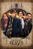 Fantastic Beasts- Group Frame Plakaty