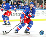 Mika Zibanejad 2016-17 Action Photo