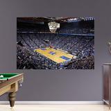 NCAA Kentucky Wildcats 2015 Basketball Arena RealBig Mural Vægplakat