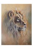Lion 1 Prints by Lena Navarro