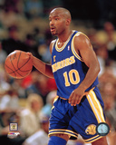 Tim Hardaway Action Photo