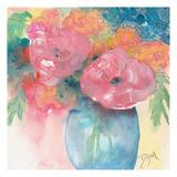 Summer Bouquet Art by Beverly Dyer