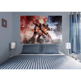 Marvel Captain America Civil War RealBig Mural Wall Mural