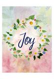 Love Joy Peace 2 Prints by Kimberly Allen