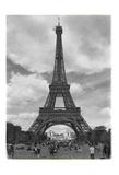 Eiffel 7 Art by Sandro De Carvalho