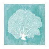 Tropical Sea Fan 2 Prints by Evangeline Taylor