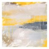 Yellow A Prints by Cynthia Alvarez