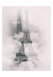 Eiffel 4 Poster von Sandro De Carvalho