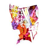 Floral Fashion 3 Prints by Sheldon Lewis