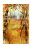 Splashes of Autumn Prints by Ken Roko
