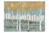 Birch Beach Prints by Sunny Sunny
