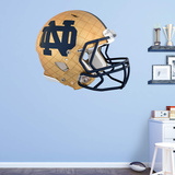 NCAA Notre Dame Fighting Irish 2015 Golden Dome RealBig Helmet Wall Decal