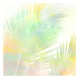 Watercolor Palm 2 Plakater af Kimberly Allen