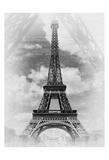 Eiffel 2 Prints by Sandro De Carvalho