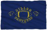 Friday Night Lights - Dillon Panthers Fleece Blanket Fleece Blanket