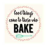 Good Thing Come to Those Who Bake Art by  Z Studio