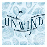 Unwind Shells Posters by Jace Grey
