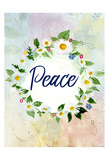 Love Joy Peace 3 Poster by Kimberly Allen