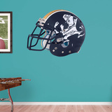 NCAA Notre Dame Fighting Irish 2015 Leprechaun RealBig Helmet Wall Decal