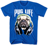 Doug the Pug- Pug Life T-shirts