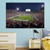 NCAA Michigan State Spartans 2015 Spartan Stadium Night Game RealBig Mural Vægplakat