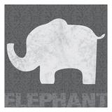 Elephant Prints by Lauren Gibbons
