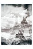 Eiffel 6 Kunst von Sandro De Carvalho