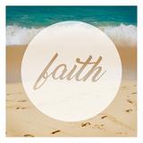 Circle Faith Prints by Cynthia Alvarez