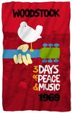 Woodstock - Classic Fleece Blanket Fleece Blanket