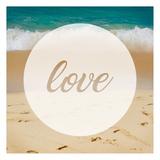 Circle Love Poster by Cynthia Alvarez