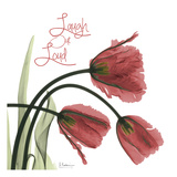 Laugh Out Loud Tulips L83 Prints by Albert Koetsier