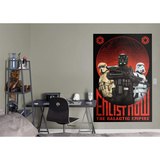 Star Wars Rogue One - Propaganda Mural Wall Mural