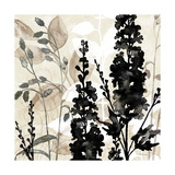 Natural Botanical 3 Prints by Melissa Pluch