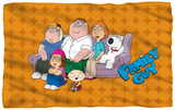 Family Guy - Family Portrait Fleece Blanket Fleece Blanket