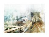Bridge Impression Poster by Ken Roko