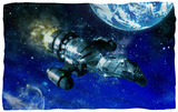 Firefly - Serenity Fleece Blanket Fleece Blanket