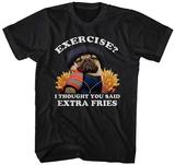 Doug the Pug- Extra Fries Tshirt