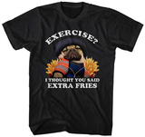 Doug the Pug- Extra Fries Shirt