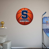 NCAA Syracuse Orange 2015 RealBig Basketball Logo Wall Decal