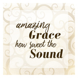 Amazing Grace Posters by Kimberly Allen