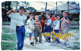 The Sandlot - Squad Fleece Blanket Fleece Blanket