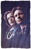 X-Files - Among The Stars Fleece Blanket Fleece Blanket