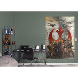 Star Wars Rogue One - Rebellion Mural Wall Mural