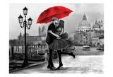 Venice Kiss Posters by May May