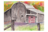 The Barn Prints by Beverly Dyer