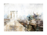 Brooklyn Impression Premium Giclee Print by Ken Roko