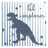 Lil Explorer Prints by Sheldon Lewis